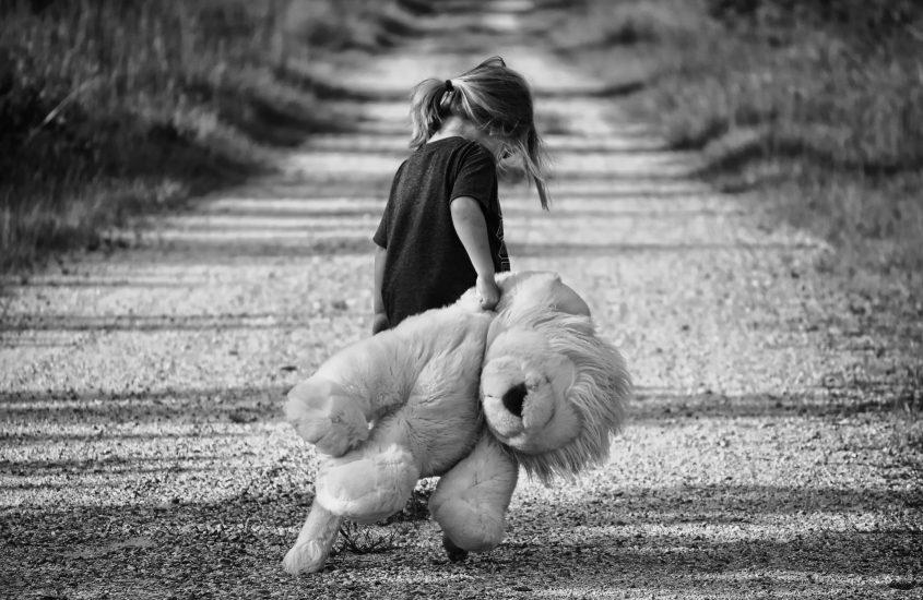 Nu cred că e durere mai mare ca atunci când un copil e supărat… pe tine