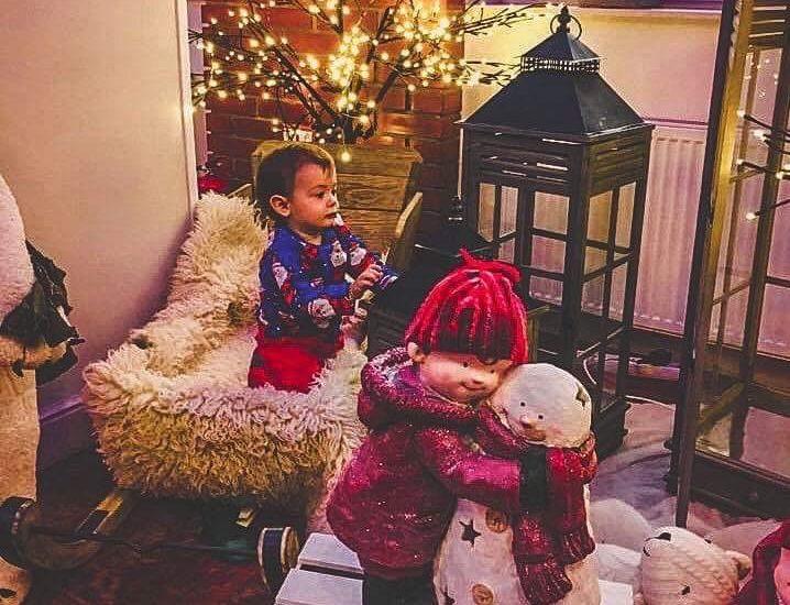 Dragă copilașule, tu ce vrei de Crăciun?