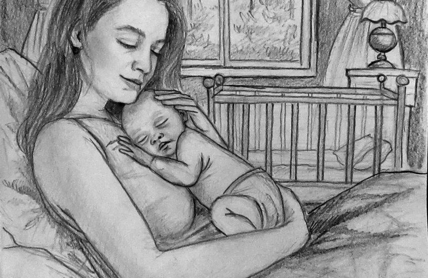 Ceea ce-un piept de mamă datorează unui copil