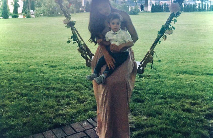 Fericirea unui haos de mamă