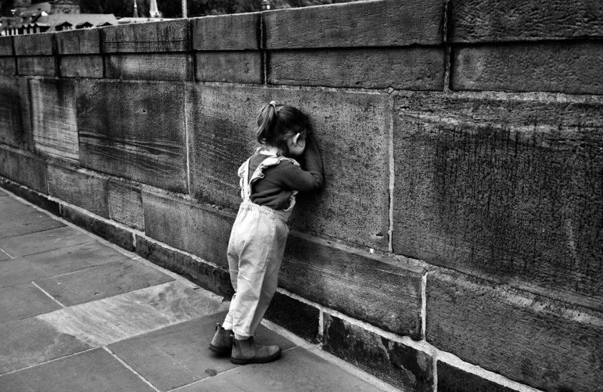 Zidul dintre mine și copilul meu